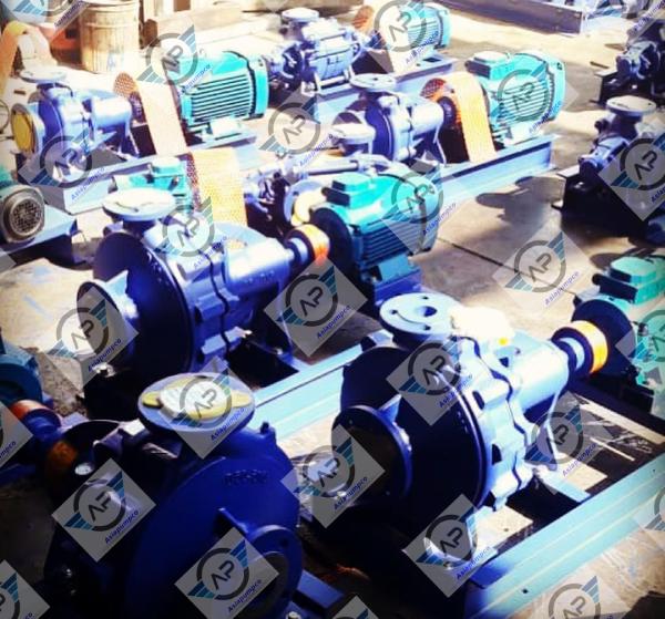 تولید کننده پمپ های سانتریفیوژ