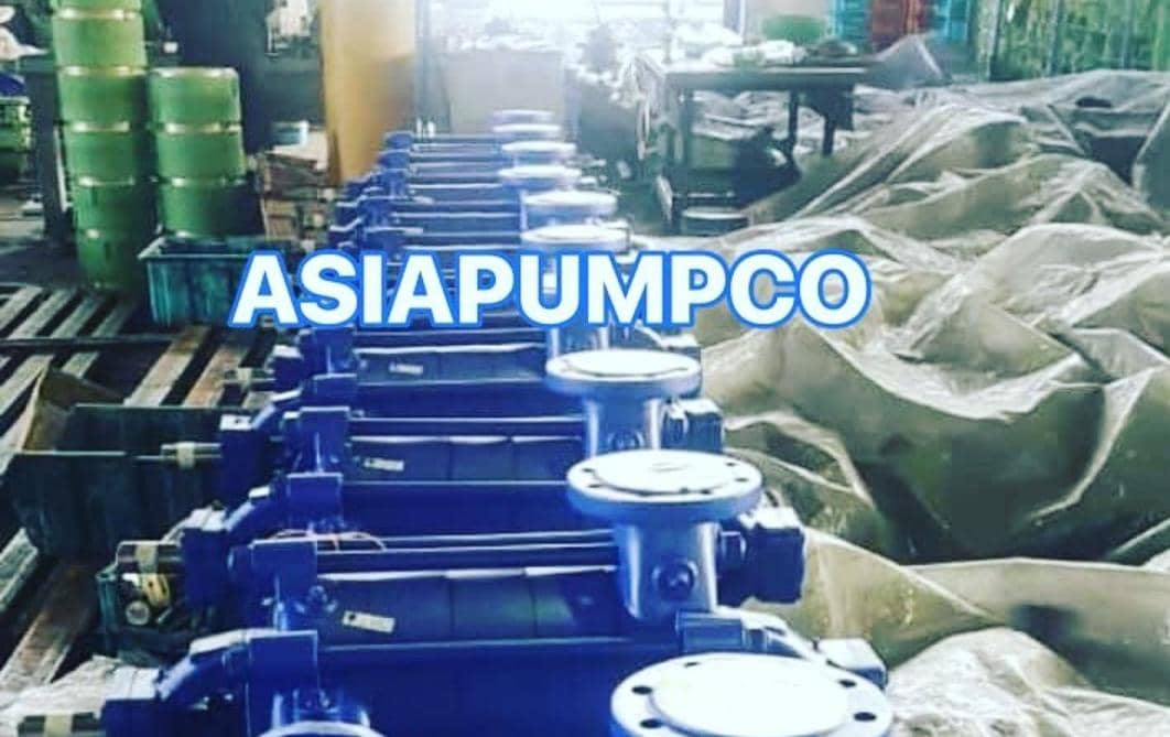 پمپ آب صنعتی