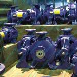 پمپ آب زمین کشاورزی